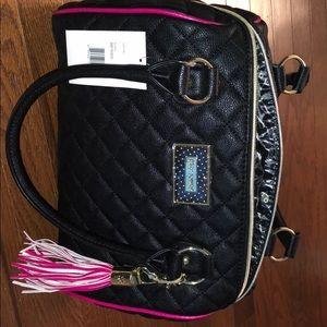 Betsey Johnson Satchel purse